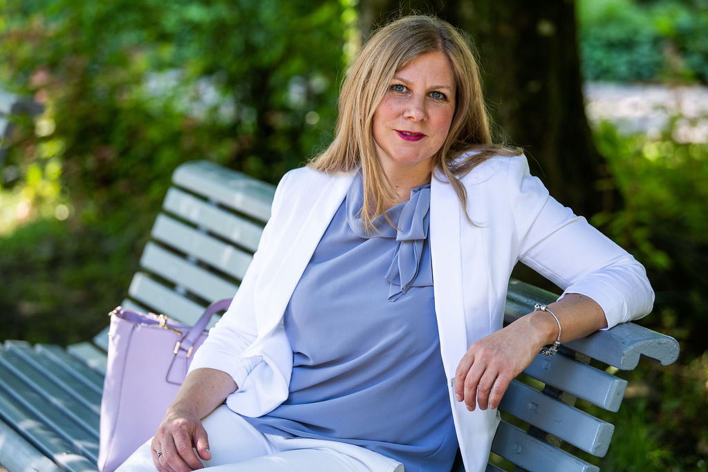 Cheryl Heusser - Become your best ally