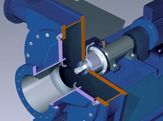 CAD image of product design